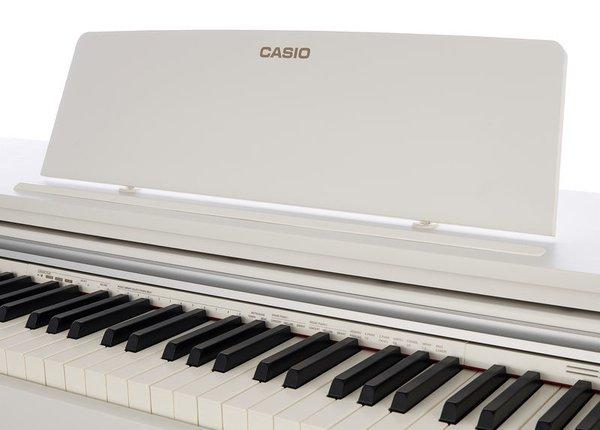 AP-270WE Celviano White wood tone finish
