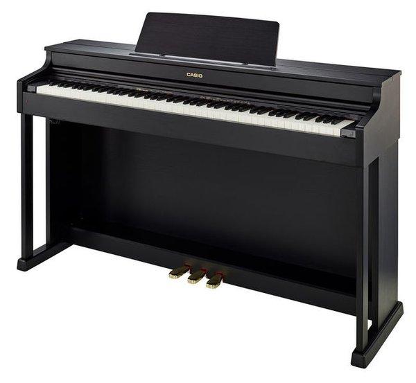 AP-470 BK Celviano Black wood tone finish