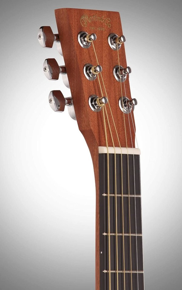 Martin Backpacker Steel String Travel Guitar with Bag