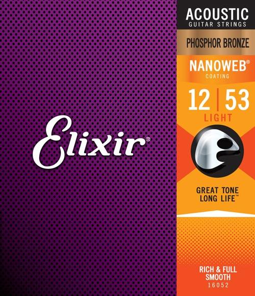 Elixir Acoustic Phosphor Bronze (11'' 12'' 13'')