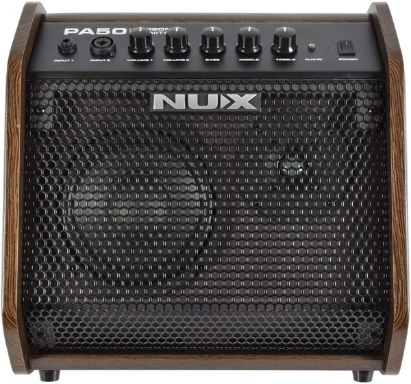 NUX PA-50 | Personal Monitor Amplifier
