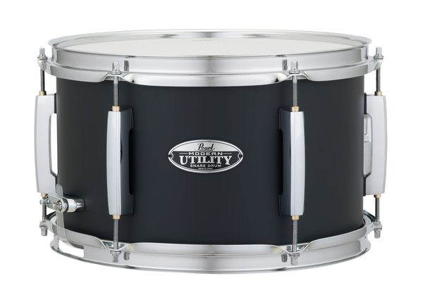 Modern Utility 12x7 Snare Drum - Black Ice