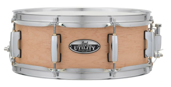 Modern Utility 13x5 Snare Drum Matte Natural