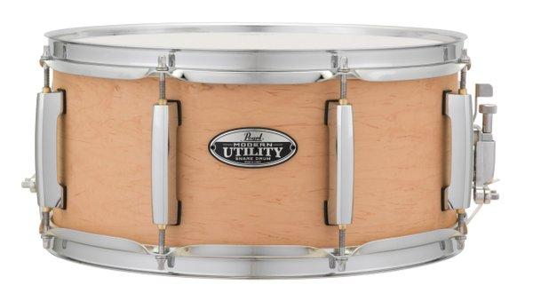 Modern Utility 14x6.5 Snare Drum Matte Natural