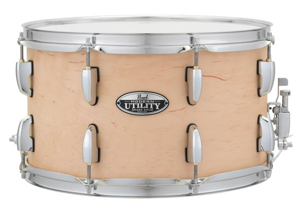 Modern Utility 14x8 Snare Drum Matte Natural