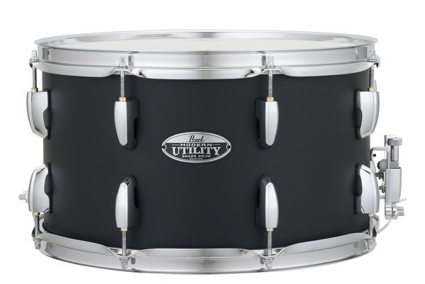 Modern Utility 14x8 Snare Drum Black Ice