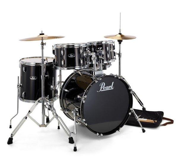Pearl Roadshow Fusion Jet Black