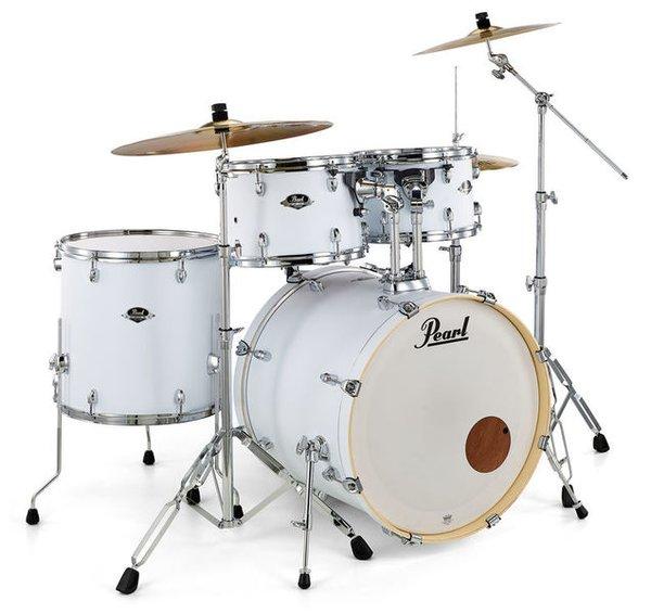 Pearl Export Satin White
