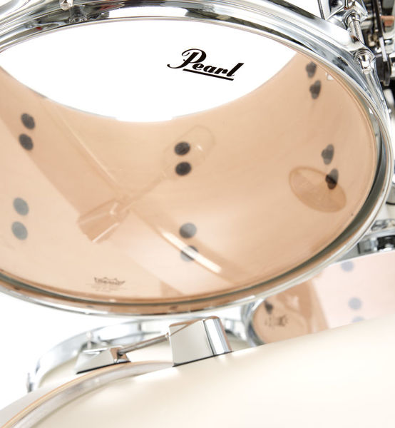 Pearl Decade Maple Studio S. White