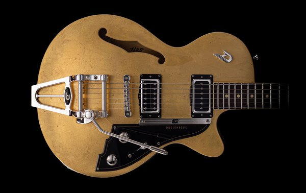 Duesenberg 25th Anniversary Gold Leaf